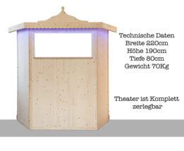 Puppen- und Kasperltheater made im Pinzgau